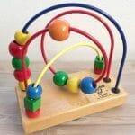 赤ちゃんの知育玩具「ボーネルンドのルーピング」